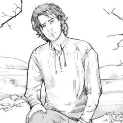 Daemk personnage du livre Speculum